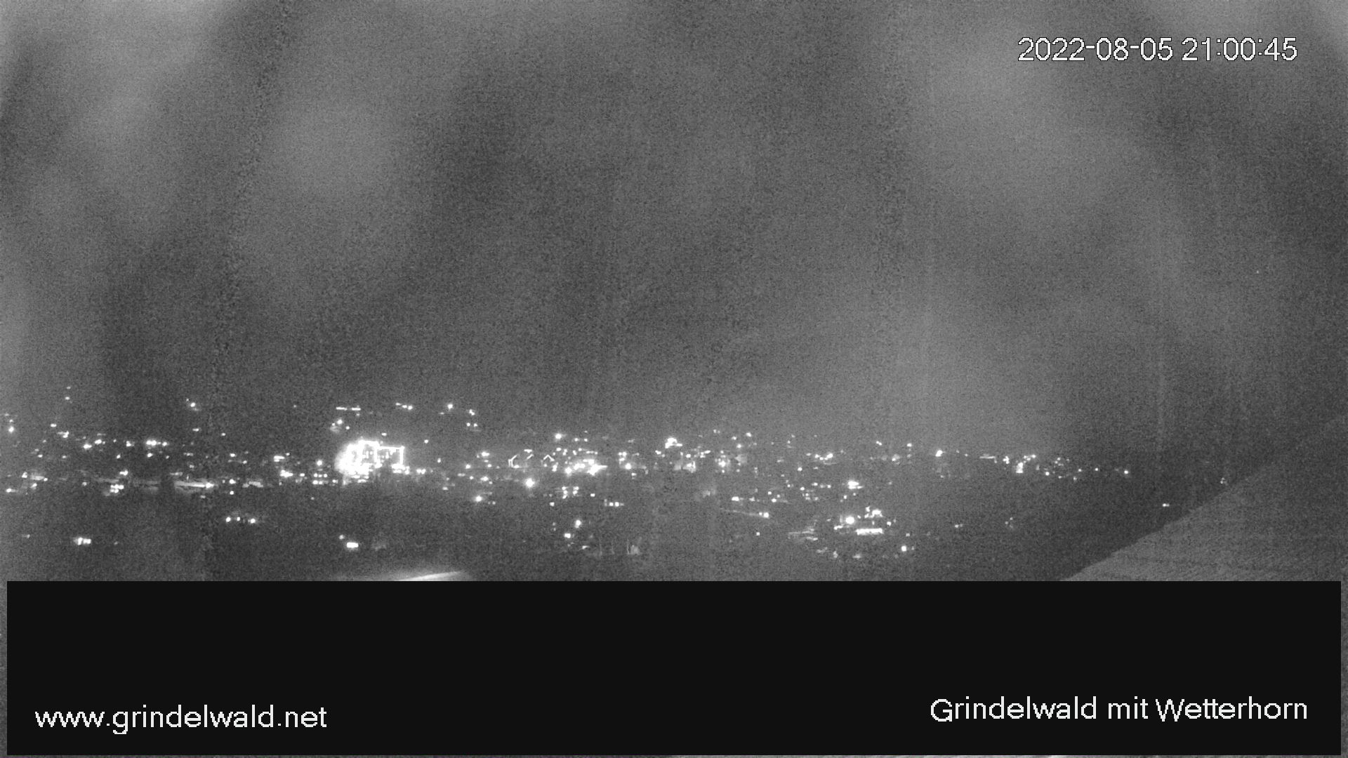 Live-Webcam Wetterhorn