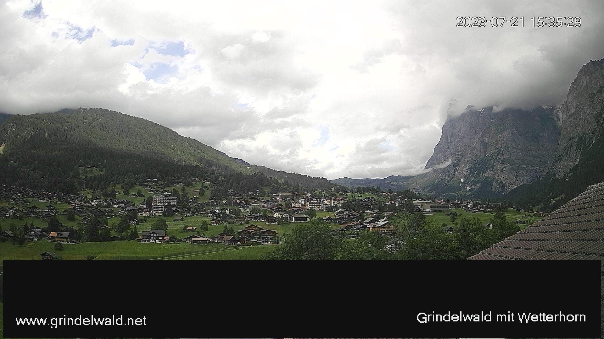 Grindelwald Wetterhorn