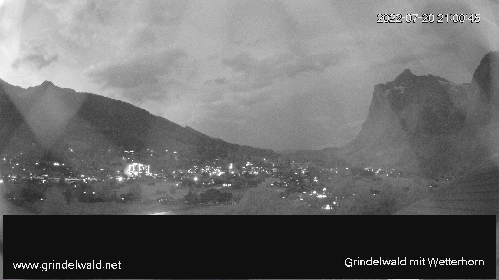 Webcam , Wetterhorn Grindelwald