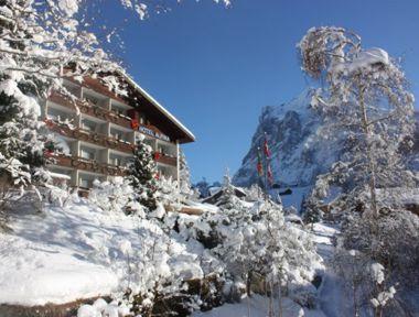 Grindelwald Hotels Of The Category Standard Jungfrau Region - Hotel alpina grindelwald